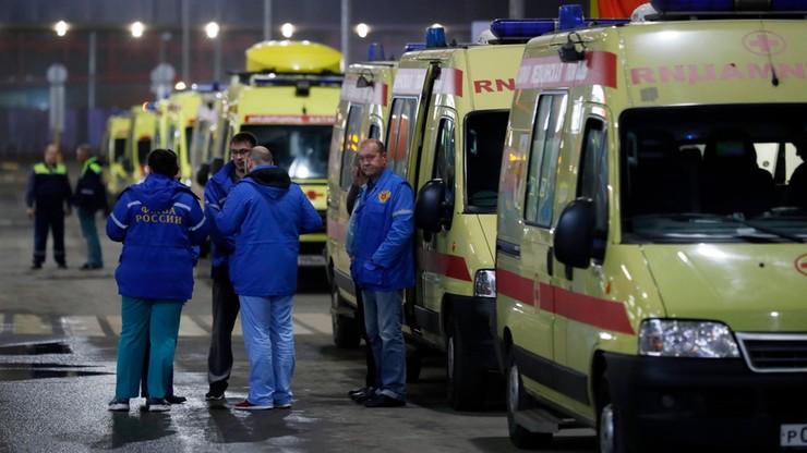 Ofiary pożaru rosyjskiego samolotu zatruły się śmiertelnie produktami spalania