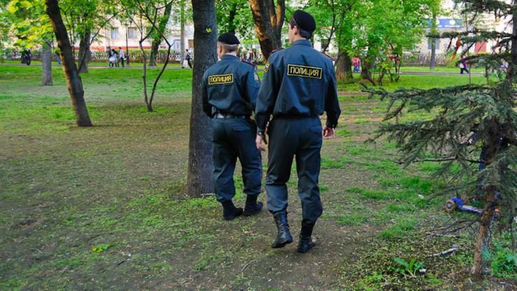 Chuligański atak na Nawalnego. Opozycjonista oskarża policję o bezczynność