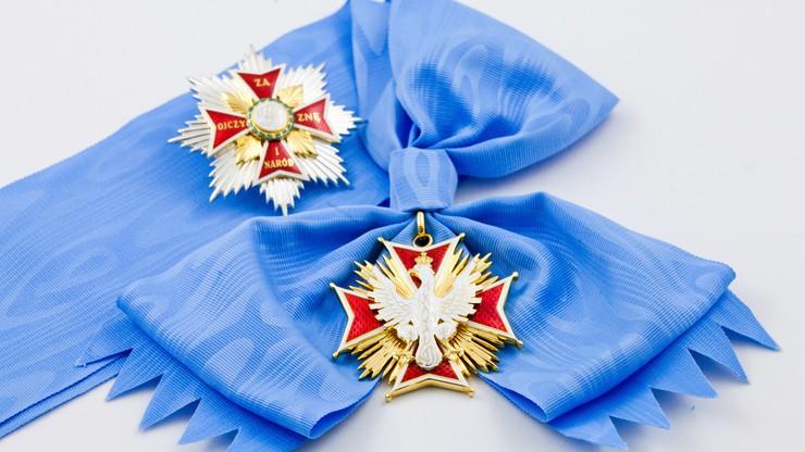 Mieczysław Stachiewicz odznaczony Orderem Orła Białego. W maju skończył sto lat