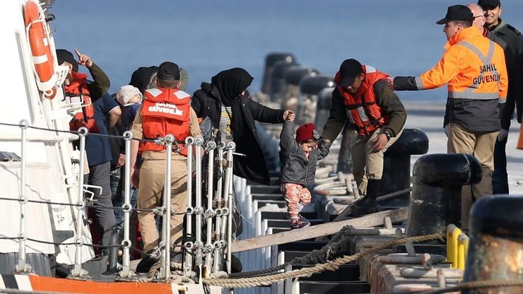 Wyczerpały się możliwości przyjmowania migrantów. Grecki wiceminister oczekuje pomocy