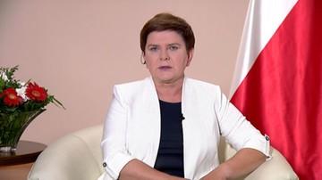 """Nowe stanowisko Beaty Szydło. """"Zaszczyt i wielki obowiązek"""""""