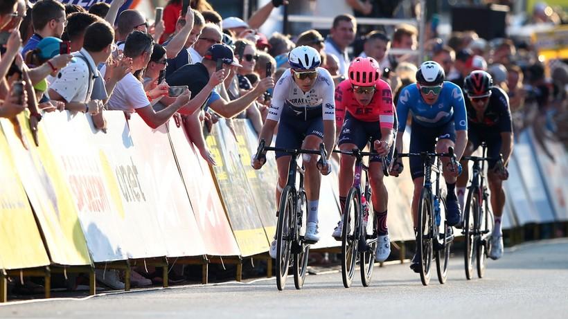Tour de Pologne: Wyniki 7. etapu