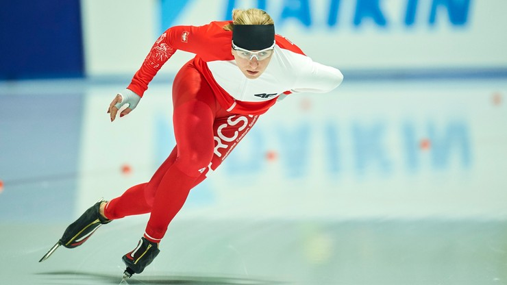PŚ w łyżwiarstwie szybkim: Czerwonka jedenasta w Heerenveen