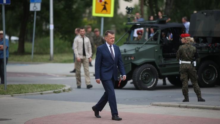 Wojsko Polskie będzie miało koszary w Limanowej - zapowiedział minister obrony narodowej