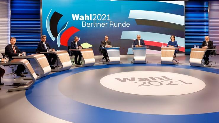 Niemcy. Scenariusze i koalicje po wyborach do Bundestagu