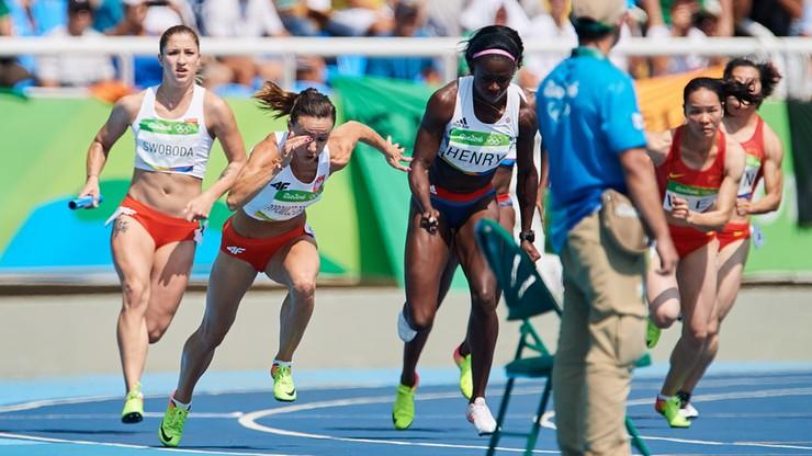 Rio 2016: Polki nie pobiegną w finale sztafety 4x100 m