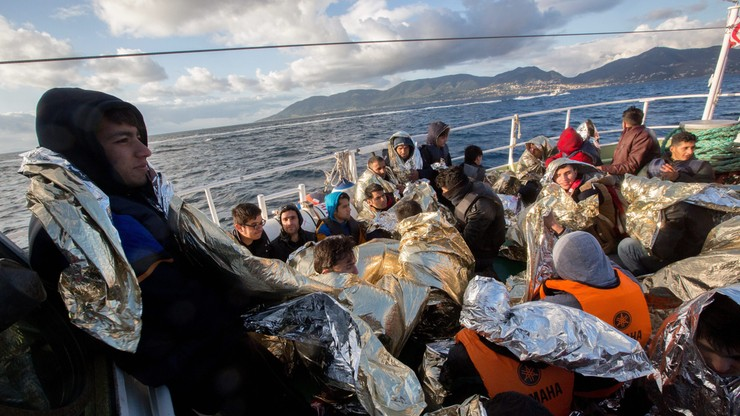 Turcja nie przyjmie migrantów, którzy już są w Grecji