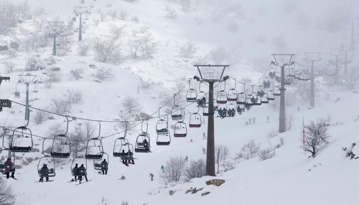 Około 150 narciarzy utknęło na wyciągu krzesełkowym w Austrii