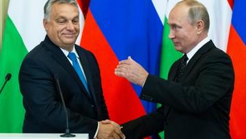 Węgierska prasa o wizycie Orbana w Moskwie: ceniona więź, znakomity partner