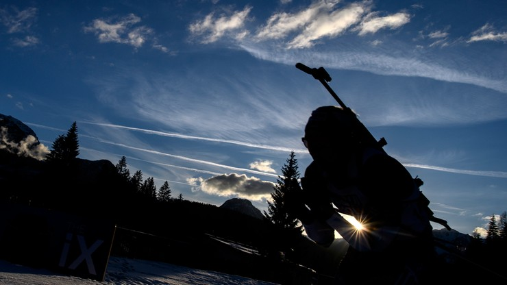 PŚ w biathlonie: Dominacja Norwegów w sprincie w Hochfilzen