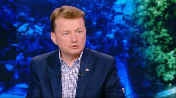 """""""Obecność polityków na miejscu nie pomaga w działaniach"""". Błaszczak odpowiada na zarzuty opozycji"""