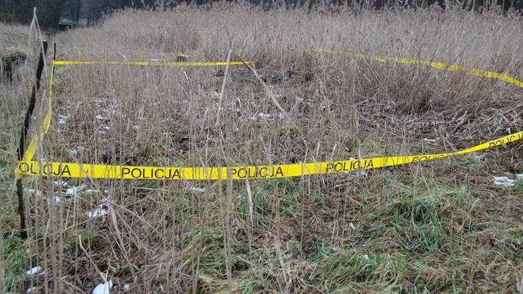Szczątki w pobliżu rzeki. Policja ustaliła tożsamość zmarłego