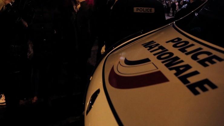 Ataki na francuskich policjantów. Funkcjonariusze protestują