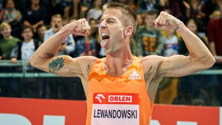 HME Glasgow 2019: Lewandowski awansował do finału na 1500 m