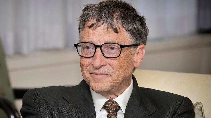 """Bill Gates zszokowany """"szalonymi"""" teoriami spiskowymi na jego temat"""