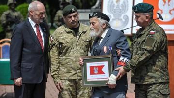Szef MON: dowództwo WOT przejęło tradycje Komendy Głównej AK