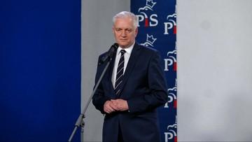 Gowin: opozycja nie jest winna, że w maju nie było wyborów