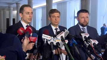 """""""Być może to największa afera III RP"""". PO chce komisji śledczej ws. Caracali i Berczyńskiego"""