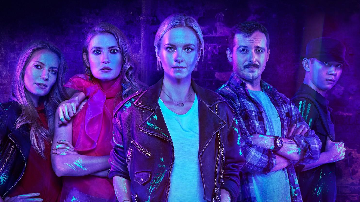 Drugi sezon Ultraviolet od 17 października w Polsat Seriale - Polsat.pl