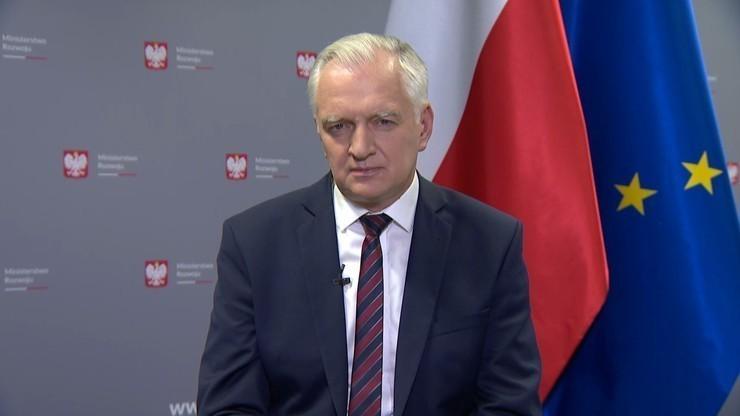 Jarosław Gowin zawiesił swoją obecność na posiedzeniu Rady Koalicji