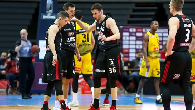 EBL: WKS Śląsk Wrocław - Start Lublin. Transmisja w Polsacie Sport