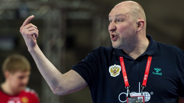 EHF Euro 2016 - Trener Rosji: Jesteśmy rozżaleni po remisie ze Szwecją