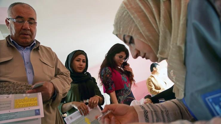 Wybory parlamentarne w Iraku. Nieoficjalne wyniki doprowadziły do napięć