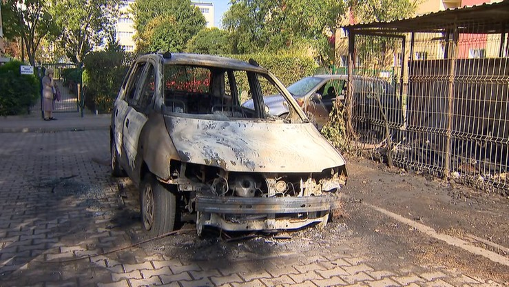 Zatrzymany ws. podpaleń w Poznaniu usłyszał sześć zarzutów