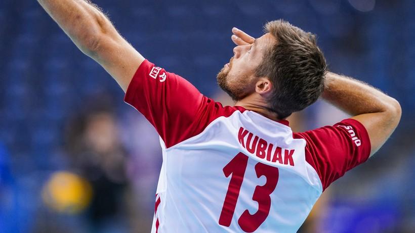 Co dolega Michałowi Kubiakowi? Siatkarz może nie zagrać w kolejnym meczu