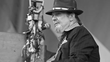 Zmarł amerykański muzyk Dr. John, jedna z największych gwiazd jazzu w Nowym Orleanie