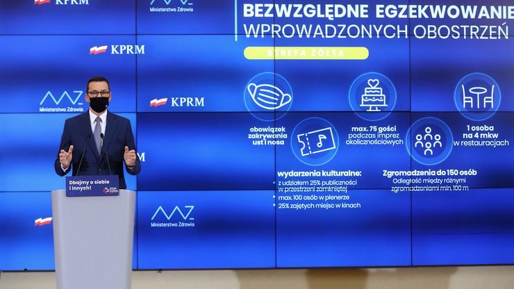 Premier Mateusz Morawiecki: przywracamy godziny dla seniorów