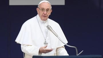 """""""Nie jesteśmy książętami ani baronami, a prostymi sługami ludzi"""". Papież do marianów"""