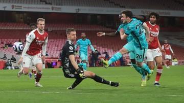 Premier League: Liverpool nie dał szans Arsenalowi