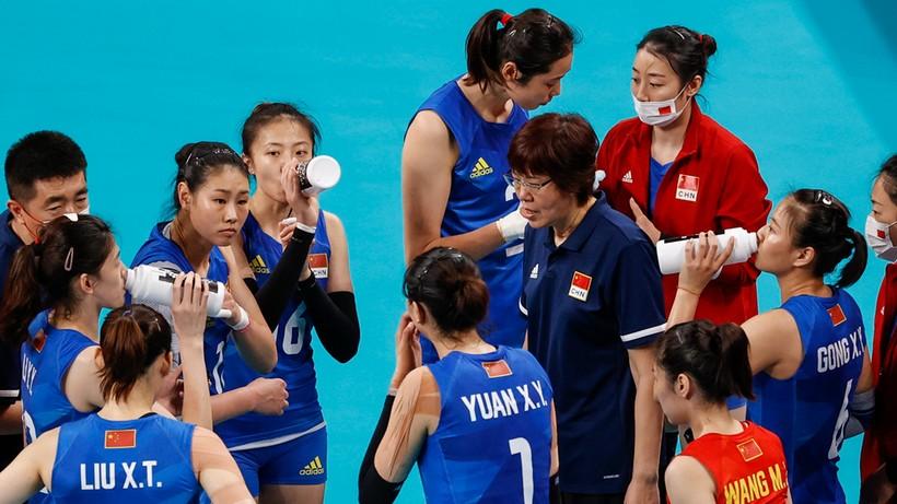 Tokio 2020: Wyniki meczów 3. kolejki turnieju siatkarek