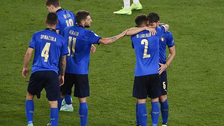 Euro 2020: Włochy - Szwajcaria. Włoski koncert! Mistrzowskie aspiracje potwierdzone
