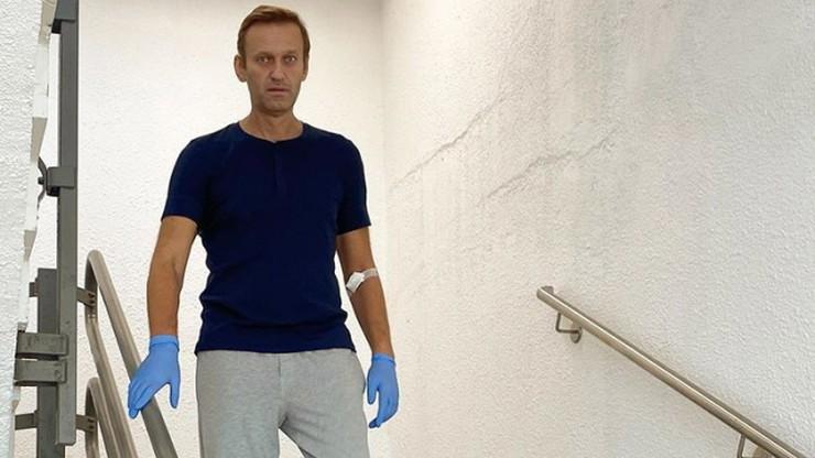 Jeden z twórców Nowiczoka przeprasza Nawalnego