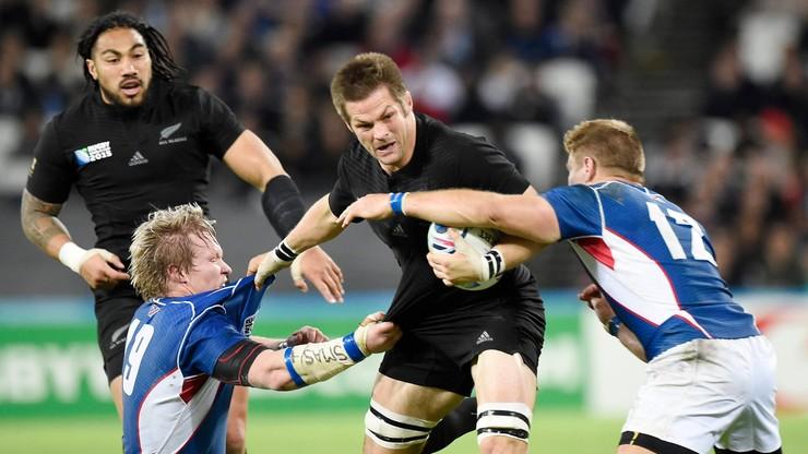 Puchar Świata w Rugby: Nowa Zelandia - Francja. Transmisja na Polsatsport.pl
