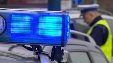 Wypadek busa wiozącego dzieci. Ucierpiało siedmioro nastolatków