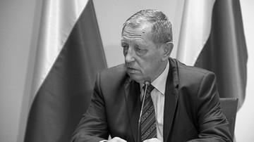 Jan Szyszko nie żyje. Były minister miał 75 lat
