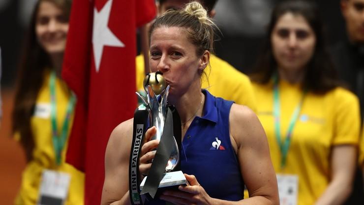 WTA w Stambule: Zwycięstwo Parmentier