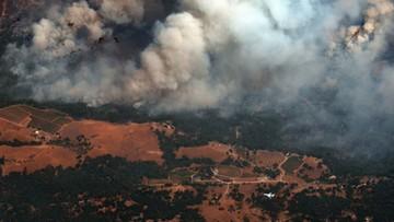 Ogromny pożar w USA. Ewakuowano całe miasto
