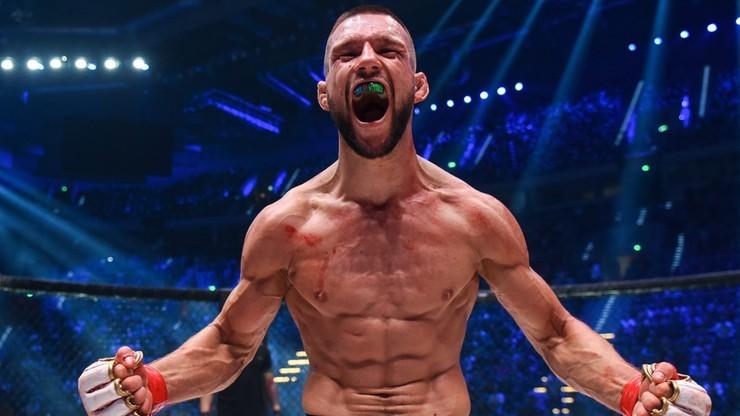 """""""Z Gamrotem chcą trenować czołowi zawodnicy UFC"""""""