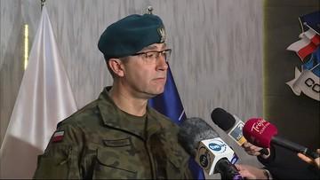 Generał Piotrowski: nie jest rozważana ewakuacja żołnierzy z Iraku