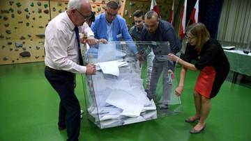 Sprawdź, jak rozłożyły się głosy wyborców w poszczególnych okręgach