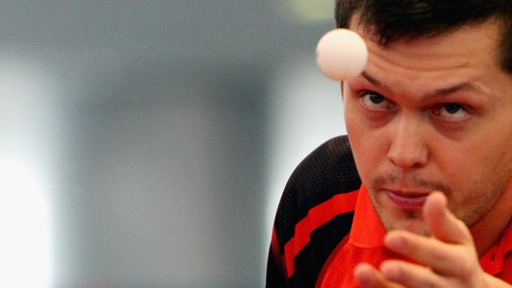 MŚ w tenisie stołowym: Porażka Góraka w pierwszej rundzie