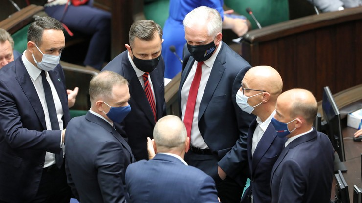Głosowania w Sejmie. Donald Tusk: większość sejmowa rozkłada się na naszych oczach