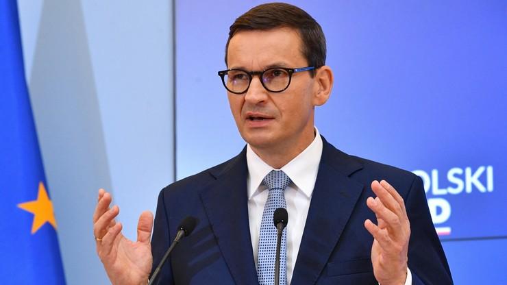 Morawiecki: oczywiście nie może być mowy o polexicie