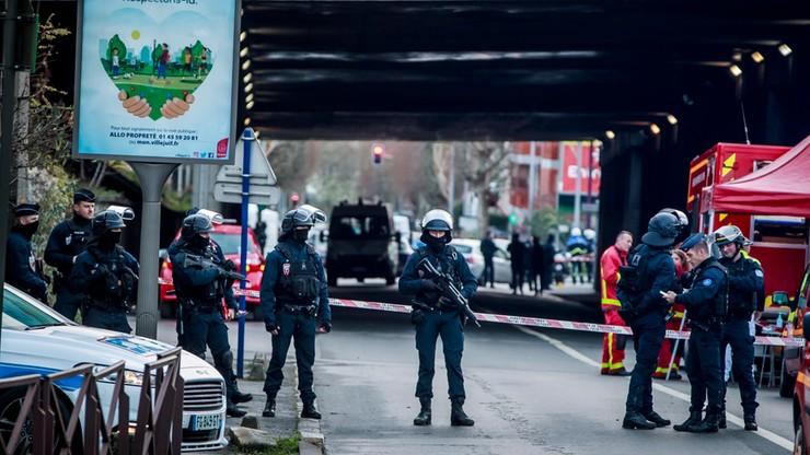Mężczyzna, którego nożownik zabił pod Paryżem, miał polsko brzmiące nazwisko