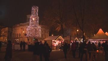 """Ewakuowano jarmark bożonarodzeniowy w Berlinie. Policja szukała """"podejrzanego obiektu"""""""