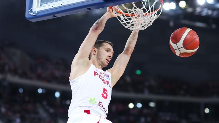 """El. ME koszykarzy: Młode polskie talenty """"cieszą oko"""" Aarona Cela"""